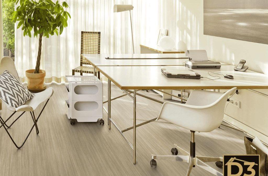 Suelo vinílico: ideal para todas las estancias de tu hogar.